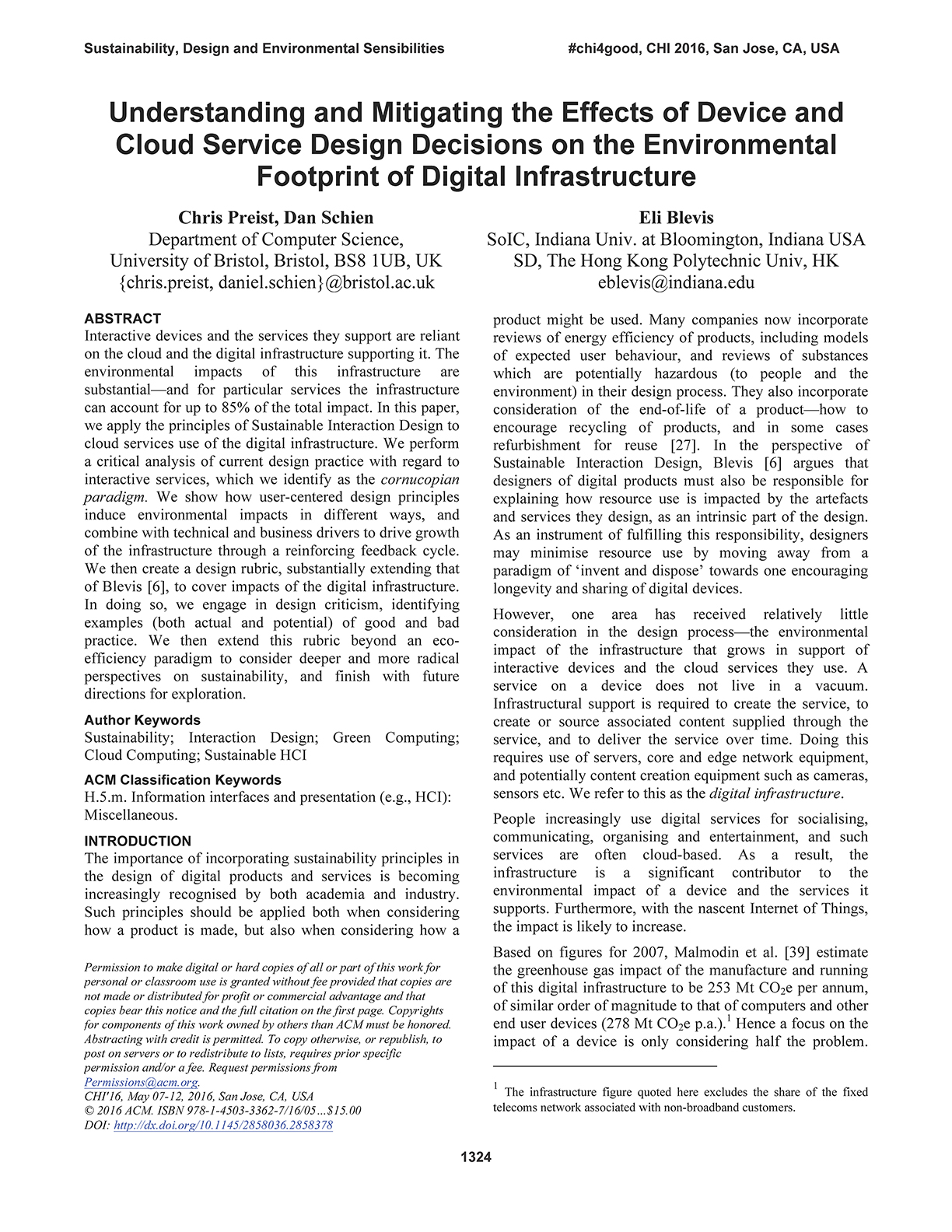 Understanding and Mitigating the Effects of Device and
